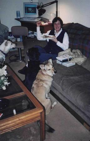 1999 01-10 Sandi Riley's House