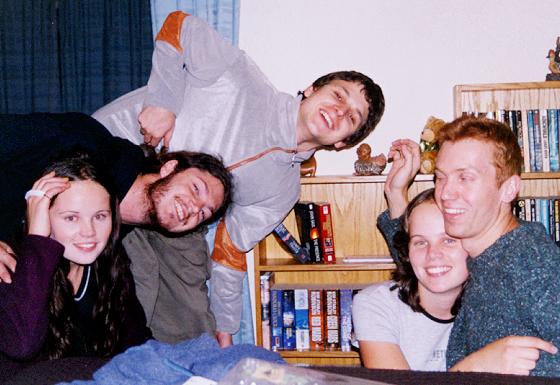 Michelle, Dennis, Tim, Linda and Don