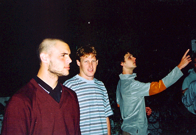 Ryan, Robin and Tim