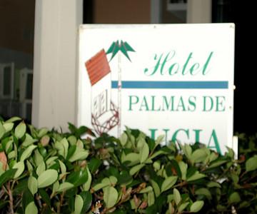 Palmas de Lucia - our little hotel