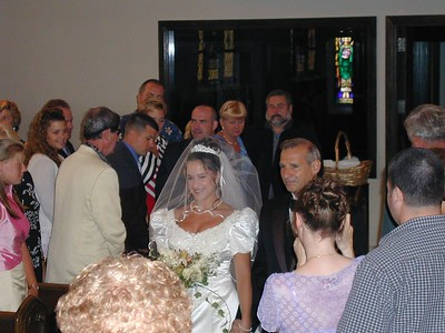 2003 - Jaime & Kyle's Wedding
