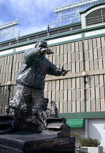 Harry Caray - Wrigley Field