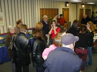 2004 December - Logan Adkisson and Jessi Bailey