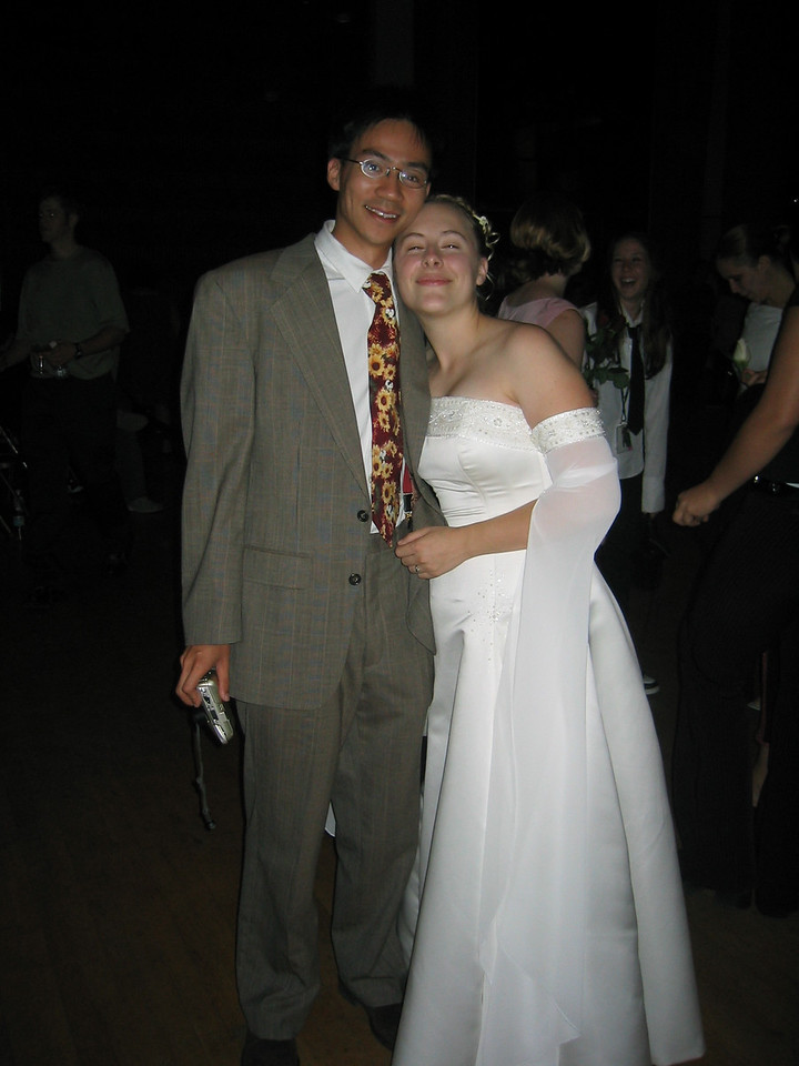 15 - Ben & the Bride, Michelle