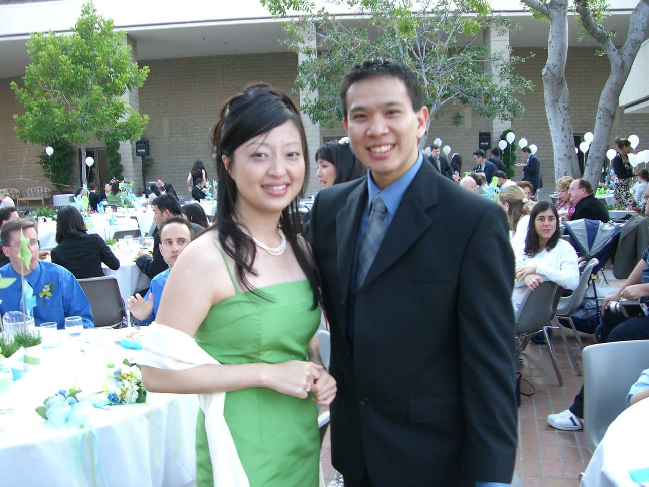 2006 05 06 Sat - Ellen Chi & Joe Chen