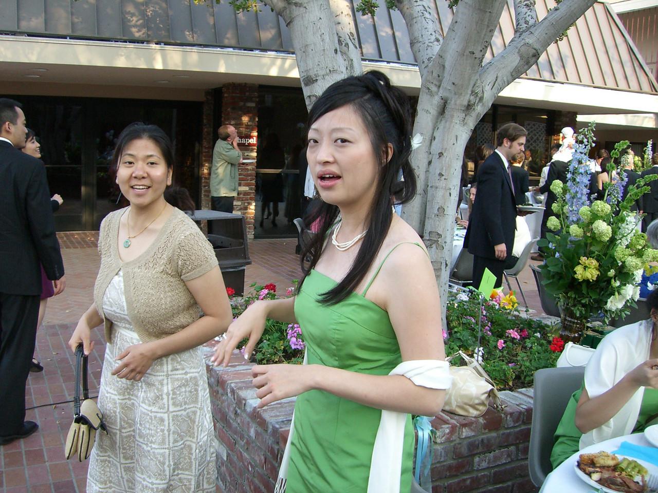 2006 05 06 Sat - Angela Chen & Ellen Chi