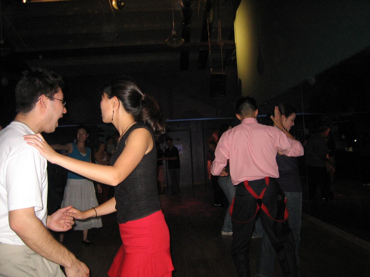 2006 05 12 Fri - Kyle Lesler, Tiffany Louie, Ben Yu, & Kim