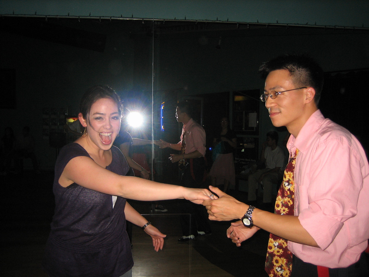 2006 05 12 Fri - Kim & Ben Yu 2