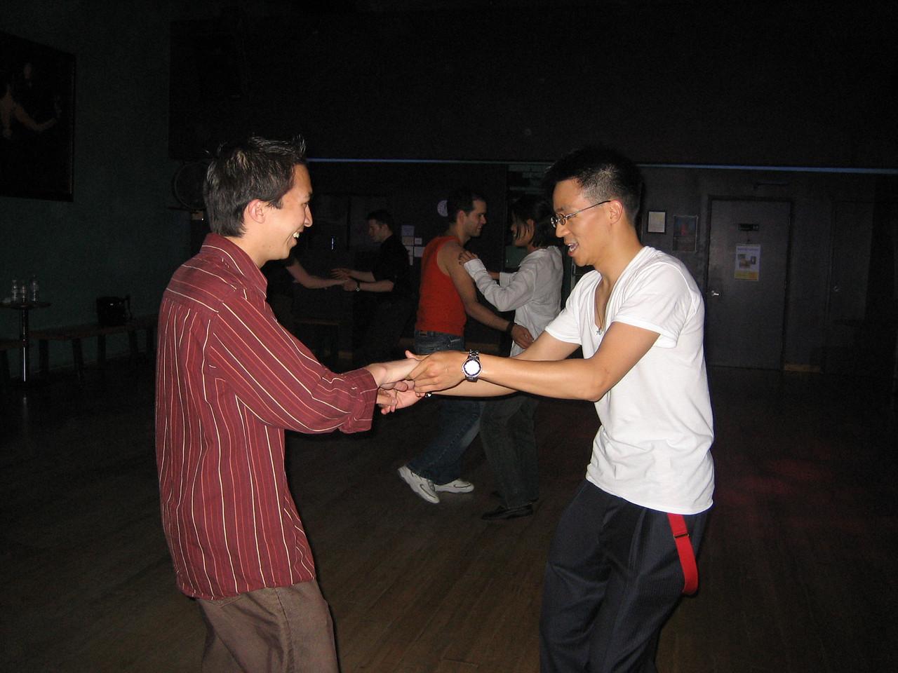 2006 05 12 Fri - Nate Sit & Ben Yu