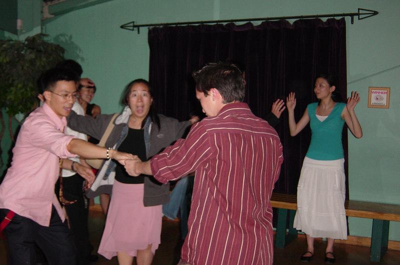 2006 05 12 Fri - Ben Yu, Junia, Nate Sit, & Nebula Gu