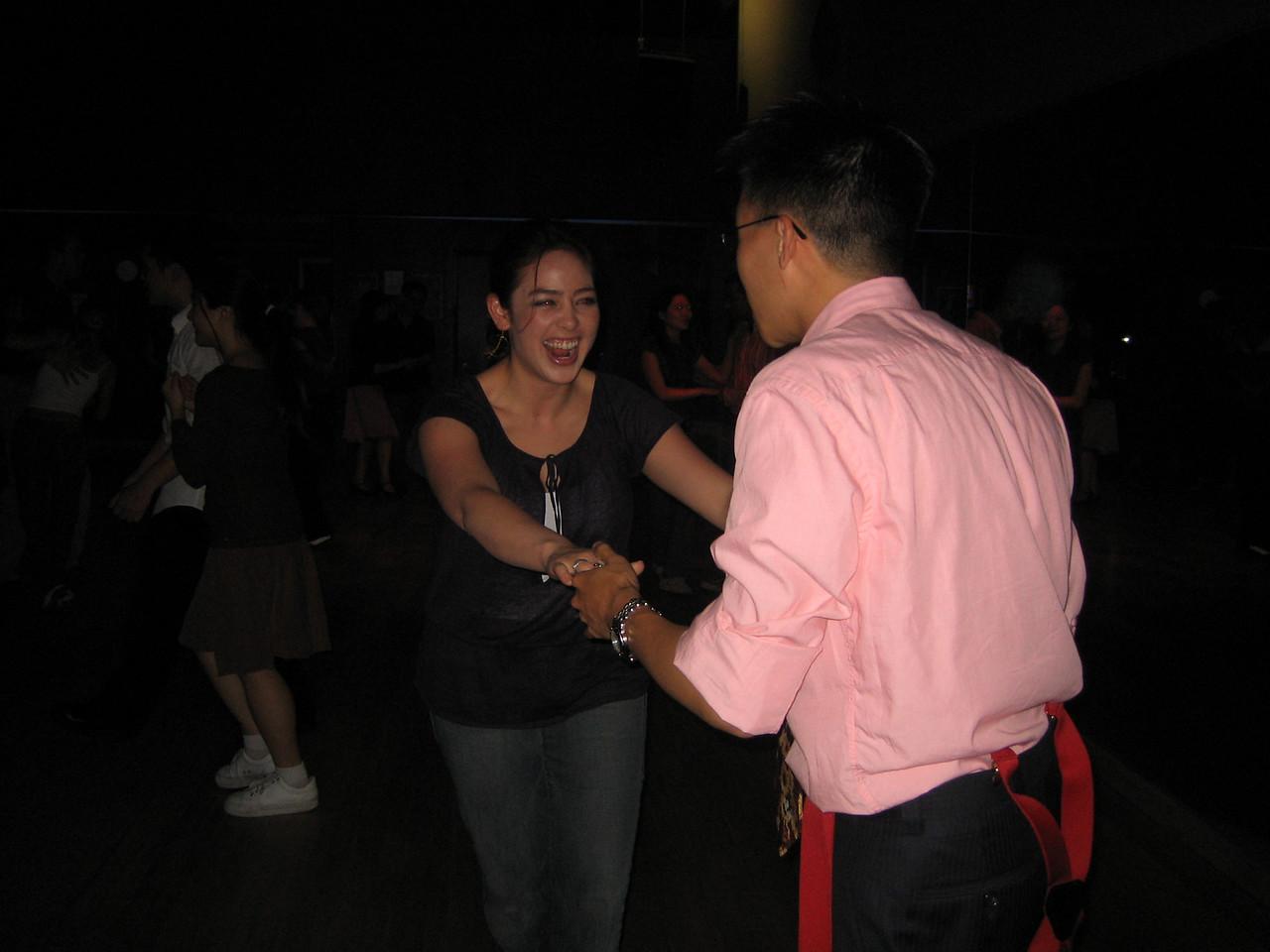 2006 05 12 Fri - Kim & Ben Yu 1