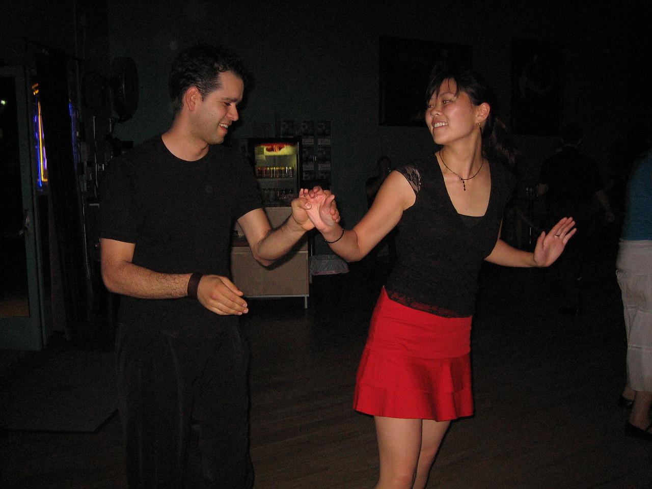 2006 05 12 Fri - Autumn & Tiffany Louie 1