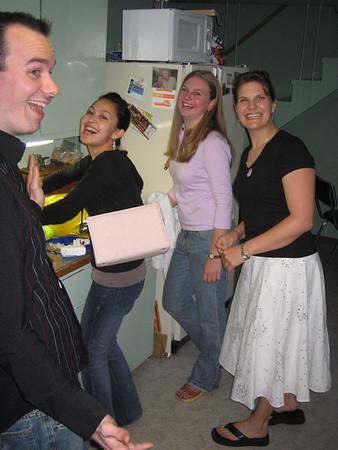 2006.06.09 Katie's grad party / Camila's birthday