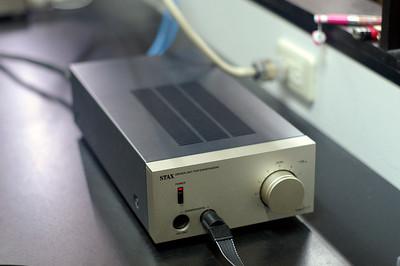 STAX 717 靜電耳擴