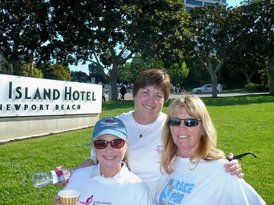 Cyndi, Mary Pat, Colleen