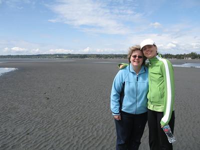 2007 birch bay with girls