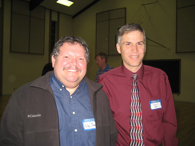 2008 April Mission Reunion