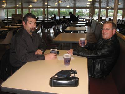 2008 May Tony's bday dinner