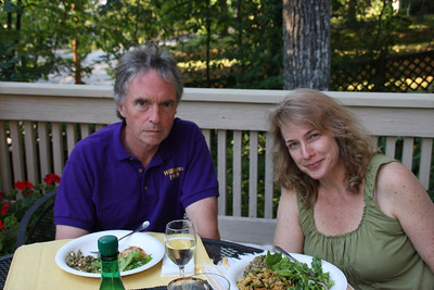 2008 August visit to Black Mountain, N. Carolina