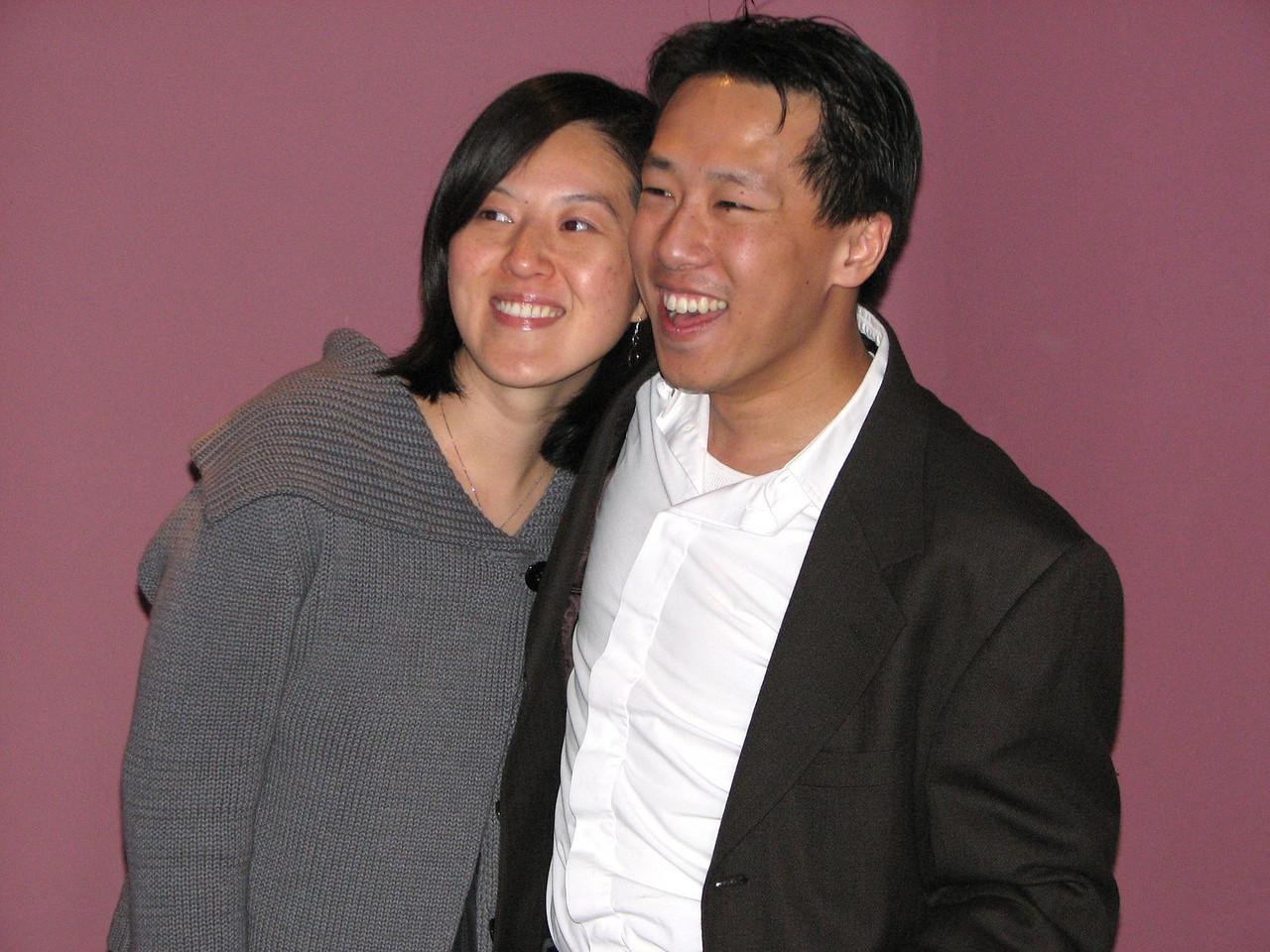 2008 03 15 Sat - Orchid - Sojin Kim & Larry Lee