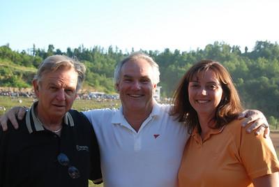 Carl, Bob & Annette