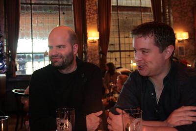Stuart and Toby