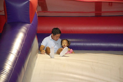 September 19, 2009 - Marshall's 2nd Bday Party at Bounce U