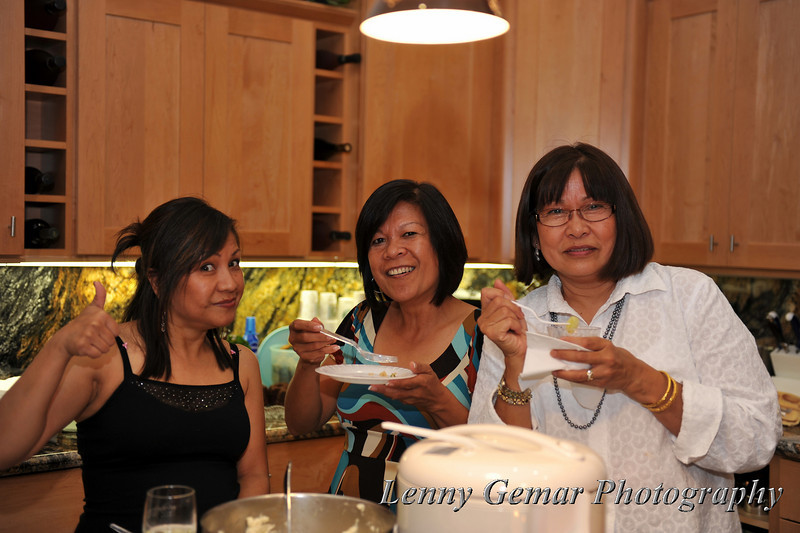 Angie, Nenette, and Aloma