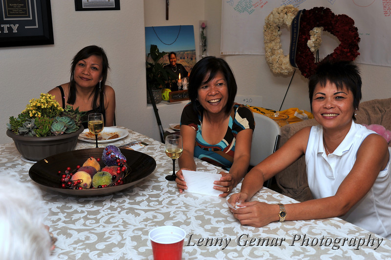 Angie, Nenette, and Tess