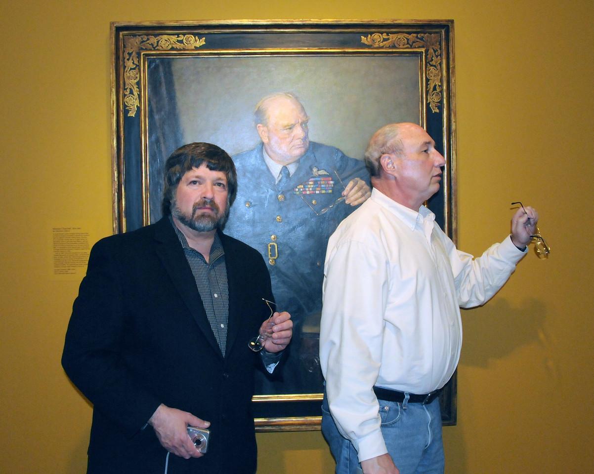 Three famous statesmen
