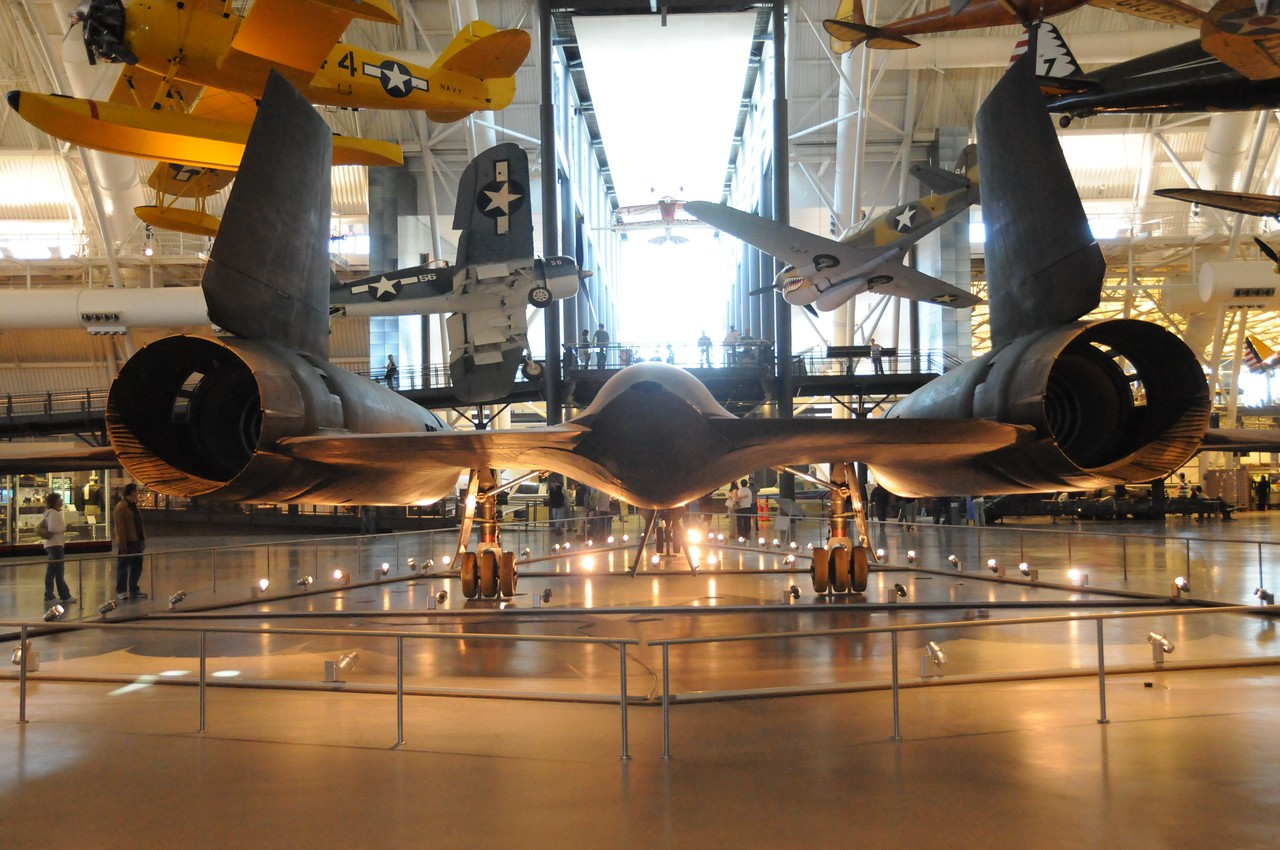 SR71 Blackbird - wicked!