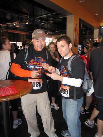 February 27, 2010 - Houston Great Urban Race