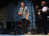 "John Sommers (author of ""Thank God I'm a Country Boy"") performing with Jim Curry, Concerts in the Garden, Fort Worth, TX   (06-12-2011)"