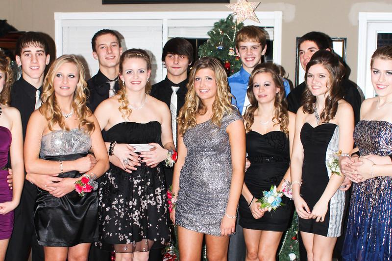 2011 Circle High School Snoball