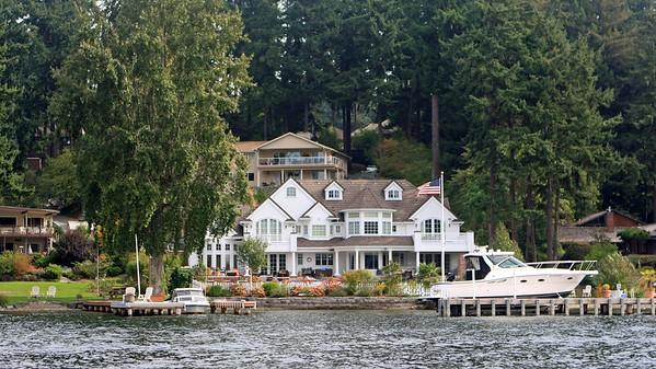 2011 Lake Union & Lake Washington with Steve & Melanie Goff