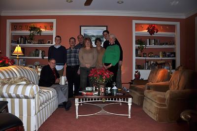 McCulloch Christmas Dinners