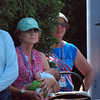 The Grandmoms found some shade