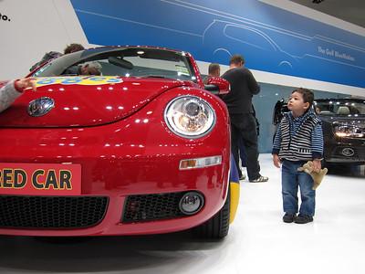 Melbourne Motor Show 2011