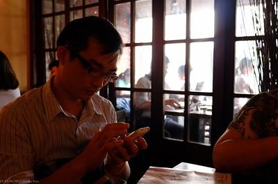 2011.06.05 @ 湛盧咖啡