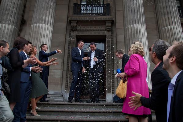 2011.08.22 : Greg & James' Wedding