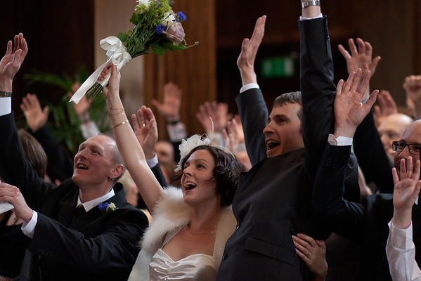 2011.08.27 : Al & Sarah's Wedding