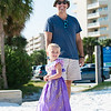 September 19, 2012 - Hanging out with the Pyle family at Sandpiper Cove Resort in Destin, FL.  Photo by John David Helms.