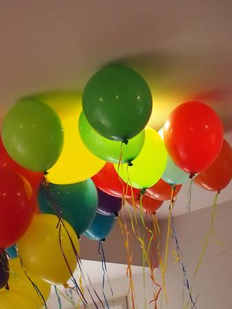 Alex's 3rd birthday