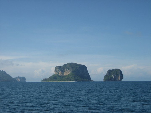 the infamous Thai Island!