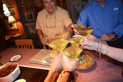 LoLo's infamous Apocalypse Martini...