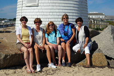 Connie, Donna, Nancy, Julie, Sue