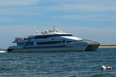 High Speed Ferry from Hyannis