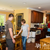 May 11, 2013 - Cleaning at the Robinson's.  Photo by John David Helms.