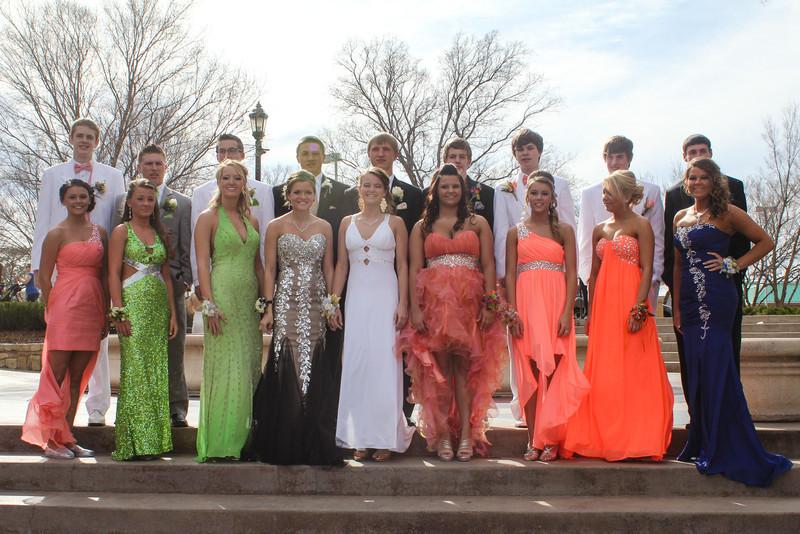 2013 Circle Prom