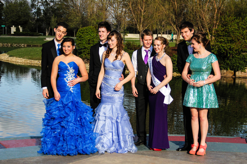 2013 Rose Hill Prom